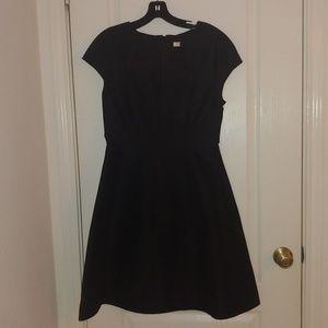 Black designer Halston dress